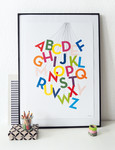 Alphabet-Poster