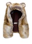 Fake Fur-Mütze