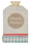 SWEET HOME 2L Wärmflasche