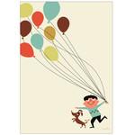 """Poster """"Tivoli"""" Design von Ingela P Arrhenius"""