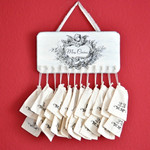 Shabby Chic Adventskalender