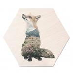 Print Faunascape Fox