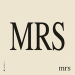 Tischset Mrs