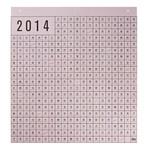 Perforierter Kalender