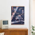 Katta + Posterleiste 50 cm