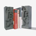 Buchstützen aus Beton