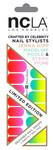 electric gradient Sticker