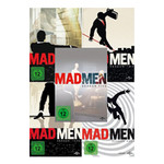 Mad Men Staffel 1-5