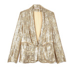 Blazer in Gold