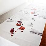 Tischdecke Avec Fruits 140x300cm