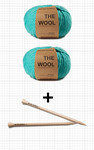 WOOL SUPPLIES KIT