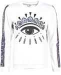 Pullover mit Augenprint
