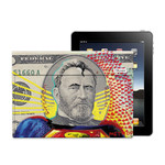iPad CASE MAN OF PAPER