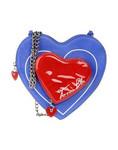 Stofftasche Herz