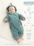 Schnittmuster Baby-Winteroverall