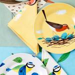 Teller Birdy, 4er Set