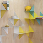 3D Modular Metal Shelf