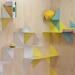 3D Modular Metal Shelf