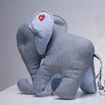 Stoffelefant