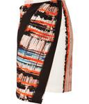 Multi Printed Skirt