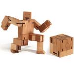Cubebot, natur