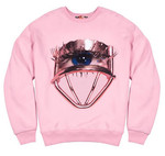 Sweatshirt Eye Print