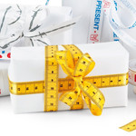 Geschenkband Measuring Tape