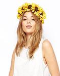 Sunflower Haarband