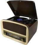 Musikcenter mit CD, Plattenspieler, Radio