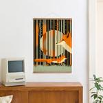 Magnetische Posterleiste + Print