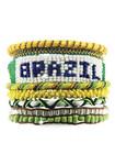 Brasilien-Armband