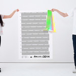 Design Wandkalender
