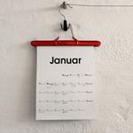 Typo am Bügel-Kalender