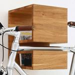 KAPPÔ Fahrradhalterung Eiche