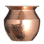 Vasen-Set Izmir (2-teilig) - Hochglanz Kupfer