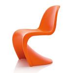 Panton Chair - Orange