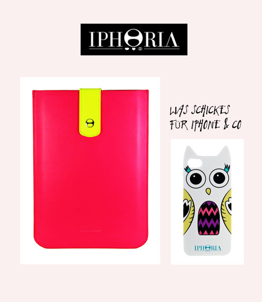 iPhone und iPad Cases von IPHORIA