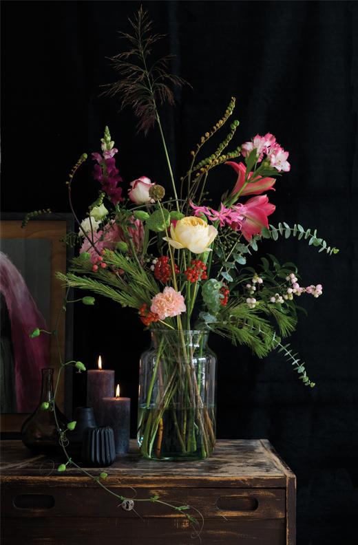 Blumen und Bouquets im Abo von bloomon mit kostenloser Gratis-Vase gewinnen