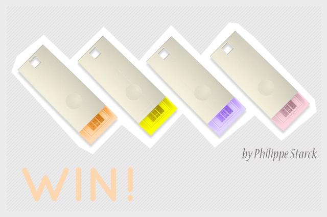 Wistiki by Philippe Starck Schlüsselanhänger mit Bluetooth- Tracker gewinnen