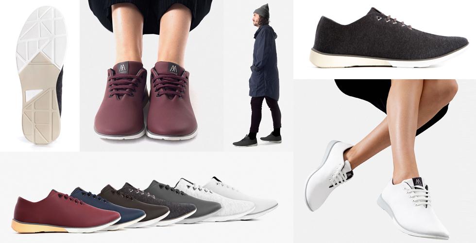 Atom und Supercell Sneakers von Muroexe - Unisex Modelle gewinnen , gewinnspiel, wasserdicht