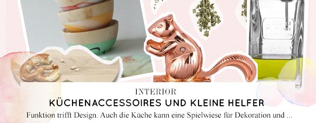 Küchenaccessoires, Kochutensilien, Zubehör und Dekoration für die Küche online bestellen