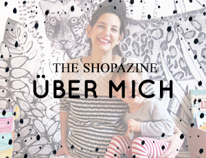Bloggerin Berit Müller von THE SHOPAZINE - Über mich