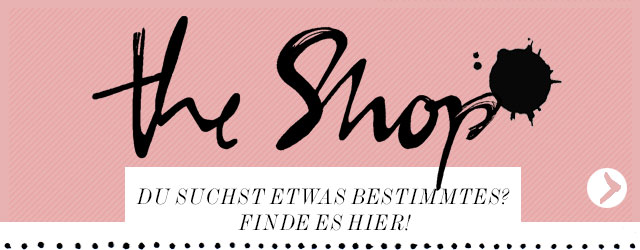 Der Onlineshop von THE SHOPAZINE