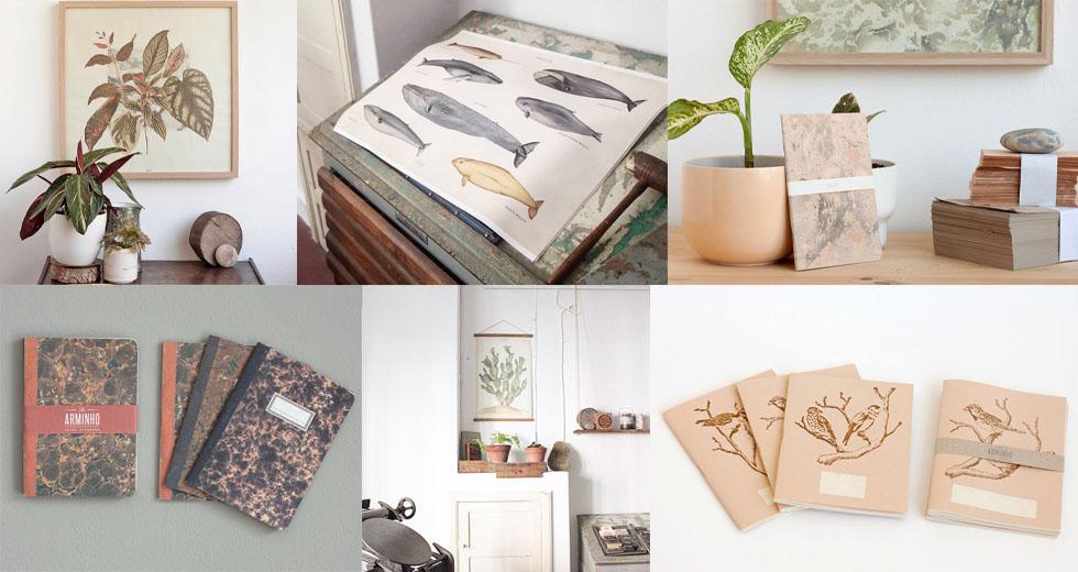 Nostalgisches aus Papier von Arminho online bestellen, Onlineshop, wandkarten, schulkarten, vintage
