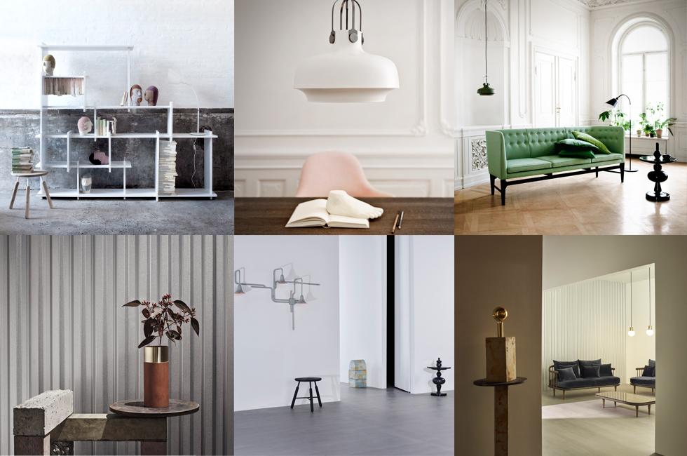 Dänisches Wohndesign von &Tradition, online bestellen, Onlineshop, skandinavisch, nordisch, Designklassiker