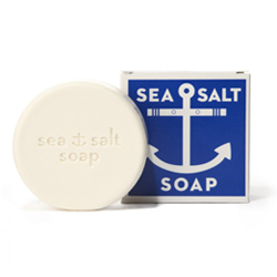 Sea salt Seife