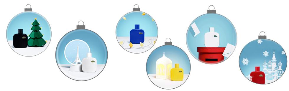 Lacoste Parfum und Düfte L12.12 für Frauen und Männer als Weihnachtsgeschenk