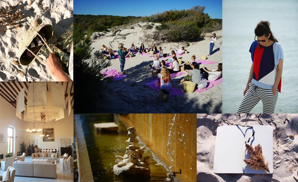 Uraub auf Mallorca am Naturstrand Es Trenc im Spa Hotel mit Thermalquelle Fontsanta