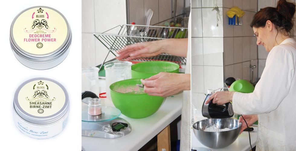 Susanne Bloos vegane Kosmetik - Beauty Produkte aus eigener Herstellung, online bestellen