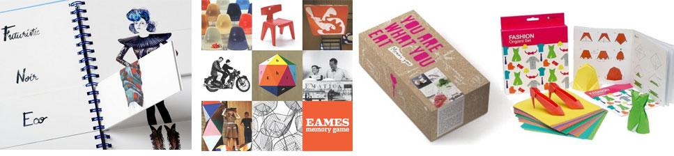 Spiele für Erwachsene, Quiz, Memory, Wissensspiele, Gehirnjogging, Eames memory, Flip Fashion, Fashion Origami